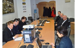 Ekstremalių situacijų komisija aptarė civilinės ir priešgaisrinės saugos būklę Palangoje