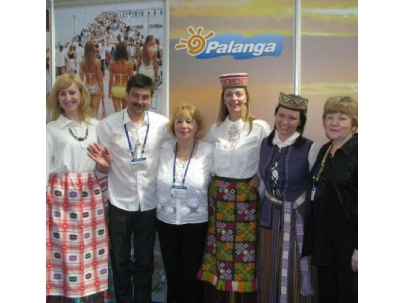 """Prisistatymu Maskvoje Palanga baigė pavasarinį turizmo parodų """"maratoną"""""""