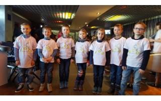 """Palangos Technologijų mokyklos mokiniai – išradėjų šventėje """"ROBOTIADA 2017"""""""