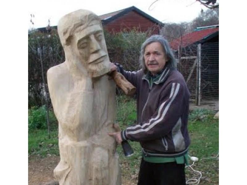 Šventosios skulptorius Petras Baronas