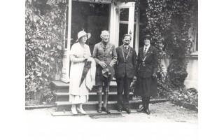 Palanga mena skautų sąjūdžio įkūrėją R.Baden-Powell