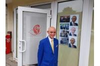Atidarytas Antano Vinkaus rinkimų štabas