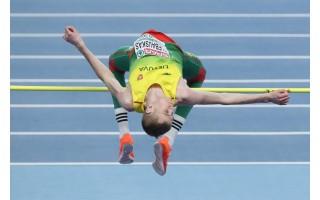 Per šuolį nuo Europos medalio likęs Adrijus Glebauskas svarbiausiems kitiems startams ruošis Palangoje