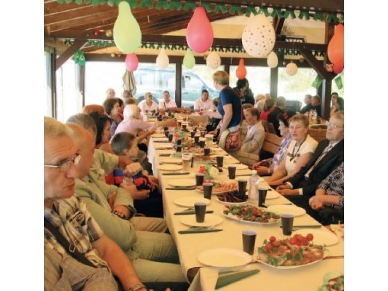 TS-LKD Palangos skyrius jubiliejų šventė kaip viena šeima