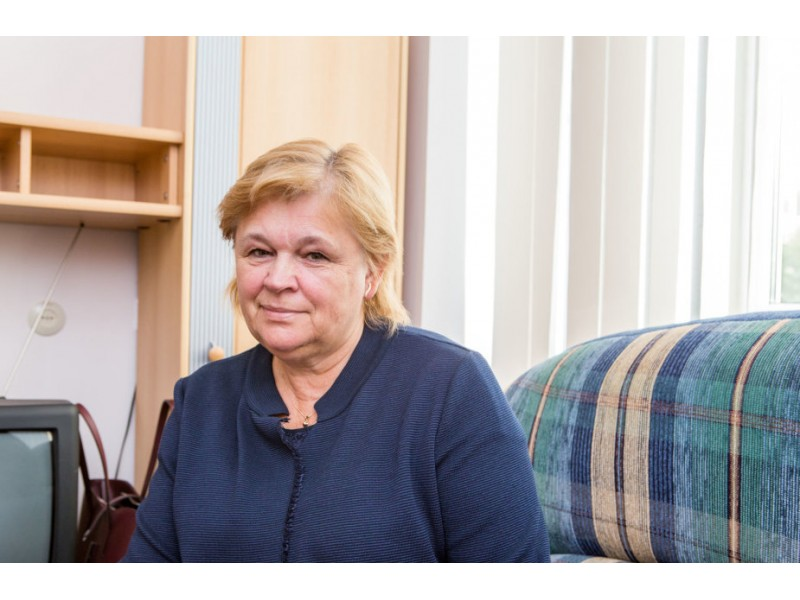 Mariaus Vizbaro/15min nuotraukoje: Laimutė Ežerinskienė