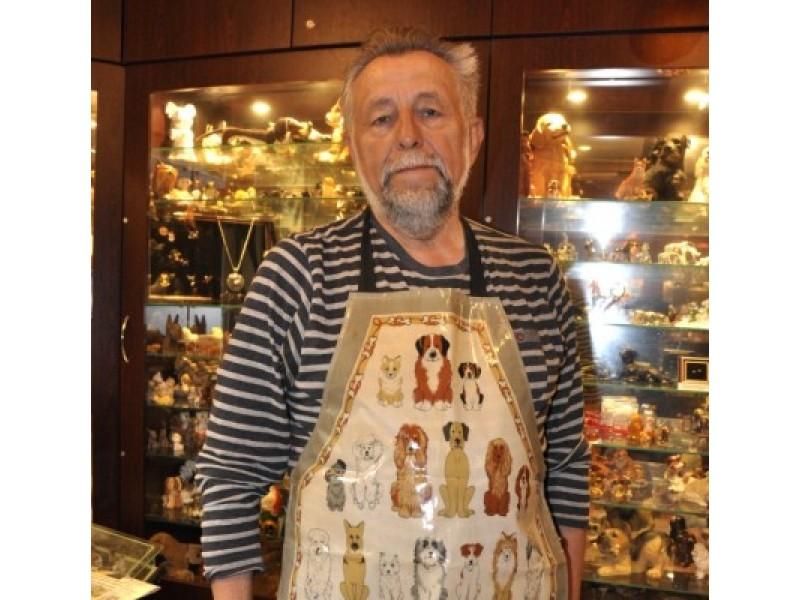 Vytauto Kuso kūrybos kolekcija – marga kaip pasaulis.