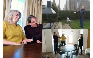 Aktorius Gintaras Mikalauskas persikraustė į Palangą: aprodė namus ir papasakojo, kaip viskas įvyko