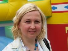 Atvykusius į šventę mažuosius kurorto gyventojus pasitiko Vaiko teisių apsaugos tarnybos vyriausiosioji specialistė Ilona Lingytė.