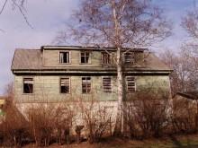 Negyvenamas pastatas Kretingos g. 16 – itin prastos būklės. / KPD nuotr