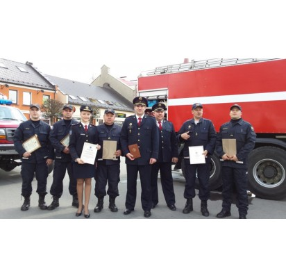 Ugniagesiai gelbėtojai minėjo profesinę šventę