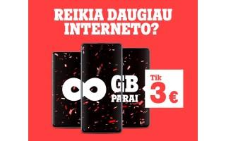 """Nauji """"Tele2"""" pasiūlymai: neriboti duomenys, internetas namams ir nuolaidos telefonams"""