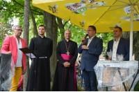 Parapijiečiai tradiciškai atsisveikino su vasara