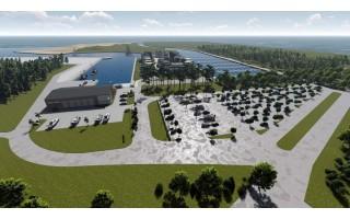 Šventosios jūrų uosto atstatymo projektas įtrauktas į Vyriausybės programos nuostatų įgyvendinimo priemonių planą
