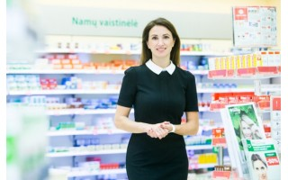 Kurorte budinti vaistinė – pernelyg didelė prabanga