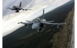 NATO naikintuvų skrydį virš Palangos lydėjo akustinis sprogimas