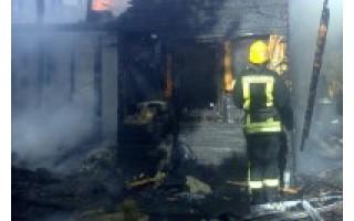 Ugniagesiai ragina gyventojus šildytis saugiai