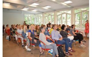 Palangoje lankėsi Jūrmalos (Latvija) kultūros srities darbuotojų delegacija