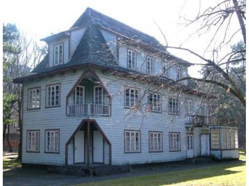 Vadinamoji Buršteino vila statyta 1939 m.