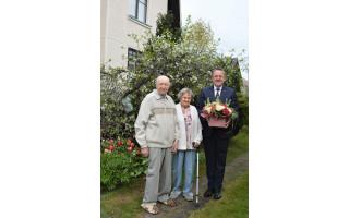 Neįtikėtina šeima: palangiškei Zuzanai Stancelienei sukako 100 metų, jos vyrui Aleksandrui – 105 (FOTO GALERIJA)