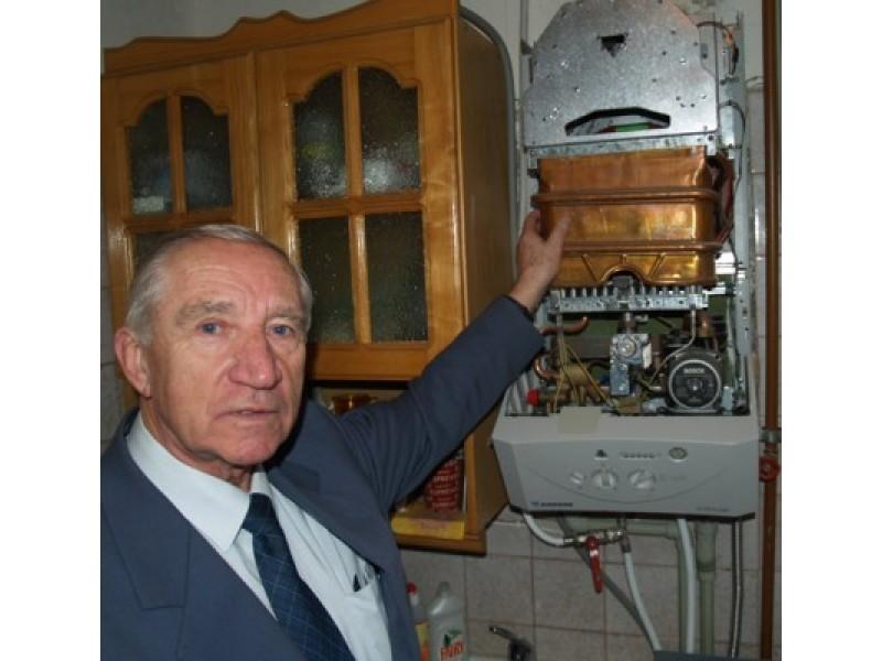 """V. Ajauskas: """" Visi namo gyventojai džiaugiasi nusikratę """"Litesko""""."""