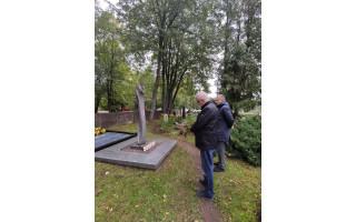 Palangoje pagerbtas Lietuvos žydų genocido aukų atminimas (FOTO GALERIJA)
