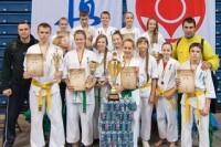 """Shodan"" karate mokykla – 5 metus nenugalima"