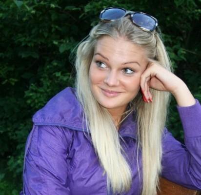 Studentė Gerda Rimkutė iš Mažeikių jau kelerius metus iš eilės atvyksta čia atostogauti.