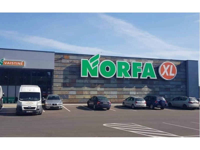 """""""Norfa"""" statys savo pirmąją parduotuvę Palangoje, """"Norfa"""" atstovas spaudai žaidžia gūžynes: """"Nieko negaliu komentuoti"""""""