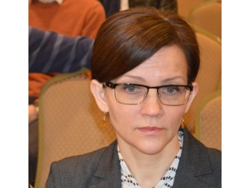 Vyriausybės atstovė Klaipėdos apskrityje Daiva Kerekeš.