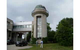 Palangos observatorijos bokštui reikia naujo kupolo