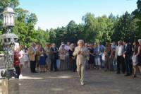 Europoje ir visame pasaulyje garsiam Palangos gintaro muziejui – 50 metų