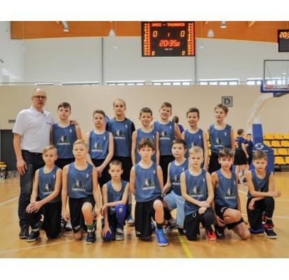 """Startavo vaikų krepšinio čempionatas """"JR. NBA LIETUVA"""""""