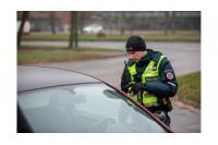 Palangos policija Vasario 16-ąją patikrino 200 automobilių ir nustatė net 44 KET pažeidimus