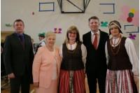"""Palangos """"Bočiai"""" dalyvavo Rygos lietuvių festivalyje """"Mano tėviškės spalvos"""""""