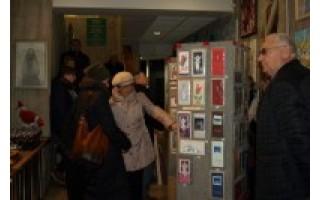 Keturioliktai parodai – pusantro šimto kalėdinių atvirukų