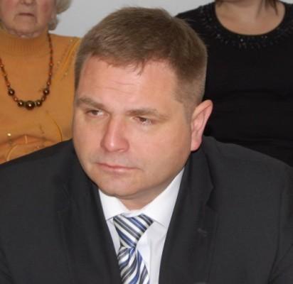 Klaipėdos teritorinės darbo biržos direktorius Mindaugas Skritulskas.