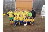 Vaikų futbolo turnyrą laimėjo svečiai iš Rygos