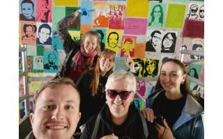 Palangos kultūros ir jaunimo centro komanda pradeda rašyti gerųjų patirčių dienoraštį (FOTO GALERIJA)