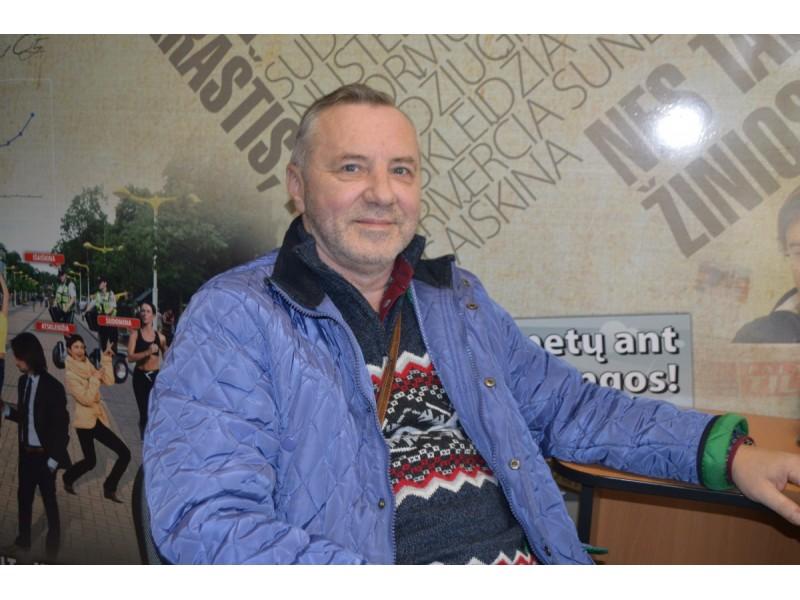 Zigmas Staniulis tikina buvęs priešinfarktinės būsenos