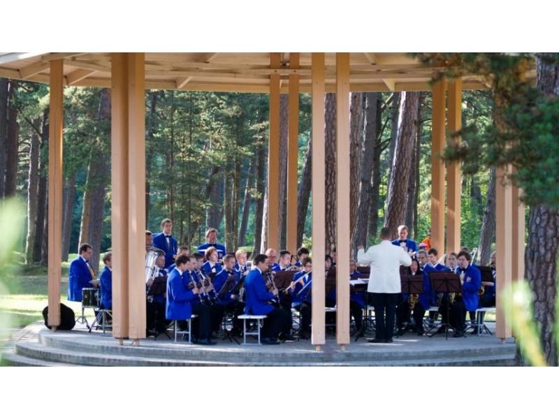 """Skelbiamas naujų kūrinių pučiamųjų orkestrams kūrybinis konkursas """"MCC Palanga 2020"""""""