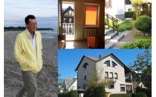 Už 749 000 eurų parduodamas Stasio Povilaičio namas Palangoje