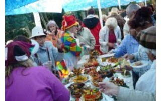 Palanga rengiasi tradicinei Tūkstančio stalų šventei