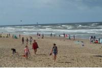 Palangos Birutės parko paplūdimys įvertintas Mėlynąja vėliava