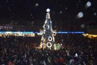 Palanga pradėjo visiems sekti kalėdinę pasaką