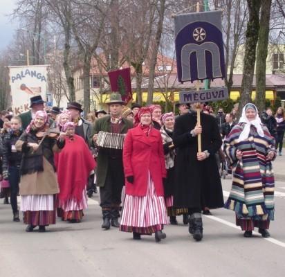 Jurgines švęsianti Palanga kviečia į laimės paieškas