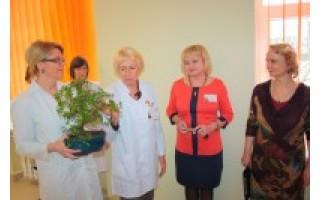Atnaujintas Kretingos ligoninės Akušerijos ginekologijos skyrius kviečia ir palangiškes gimdyves