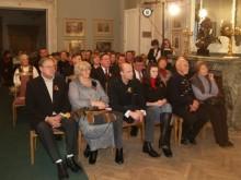 S.Vainiūno meno mokyklos esamų ir buvusių auklėtinių koncerto klausėsi gausus būrys palangiškių bei garbių svečių.