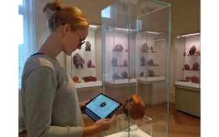 Nauja pažintinė pramoga Palangos gintaro muziejuje – audiogidas vaikams