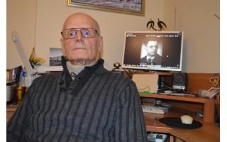 Mėtytas ir vėtytas 87-erių palangiškis – tarsi kelrodė bambekliams