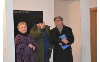 """A. Mončio muziejuje – """"antikanoniniai"""" Valdo Ozarinsko """"Filtrai"""""""